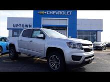 2019_Chevrolet_Colorado_WT_ Milwaukee and Slinger WI