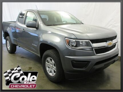 2019_Chevrolet_Colorado_Work Truck_ Southwest MI