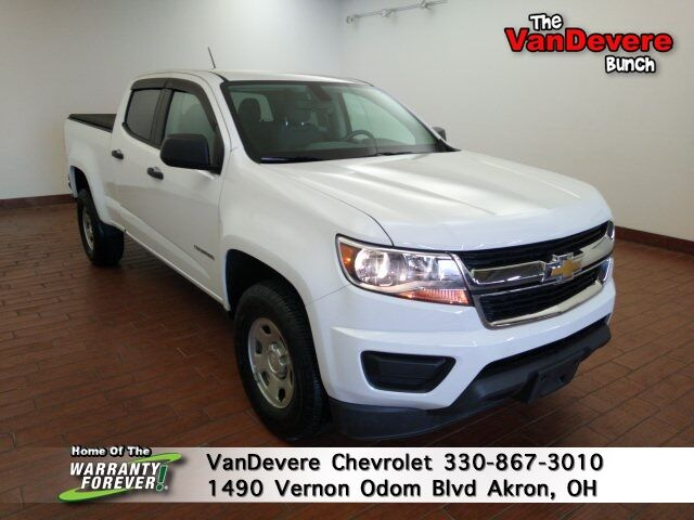 2019 Chevrolet Colorado Work Truck Akron OH