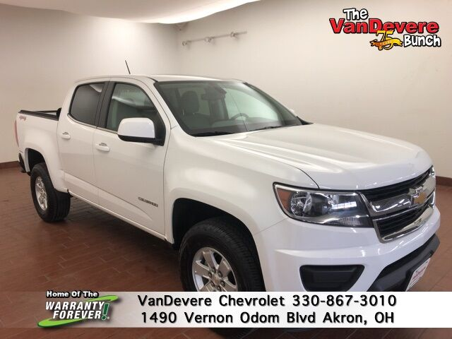 2019 Chevrolet Colorado Work Truck Akron