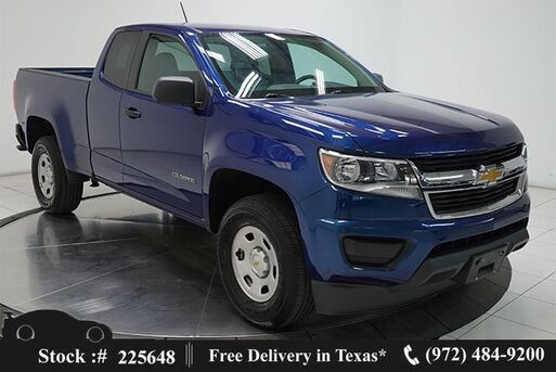 2019_Chevrolet_Colorado_Work Truck BACK-UP CAMERA,16IN WHLS_ Plano TX