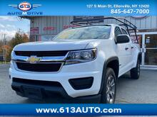 2019_Chevrolet_Colorado_Work Truck Crew Cab 4WD Long Box_ Ulster County NY