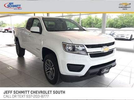 2019_Chevrolet_Colorado_Work Truck_ Dayton area OH
