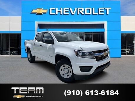 2019_Chevrolet_Colorado_Work Truck_ Goldsboro NC