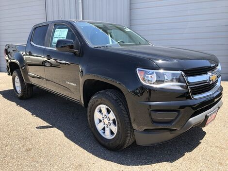 2019_Chevrolet_Colorado_Work Truck_ McAllen TX