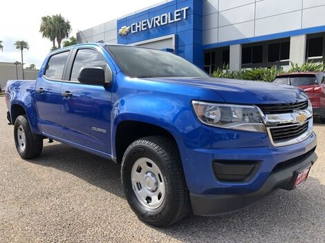 2019_Chevrolet_Colorado_Work Truck_ McAllen TX