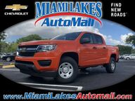 2019 Chevrolet Colorado Work Truck Miami Lakes FL
