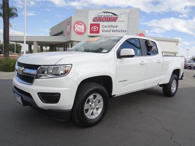 2019 Chevrolet Colorado Work Truck Ontario CA