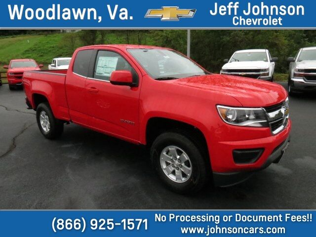 2019 Chevrolet Colorado Work Truck Woodlawn VA