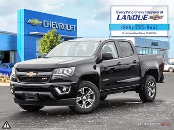 2019_Chevrolet_Colorado_Z71  - Bluetooth -  Heated Seats_ Tilbury ON