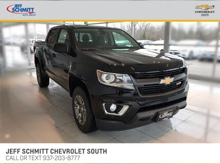 2019_Chevrolet_Colorado_Z71_ Dayton area OH