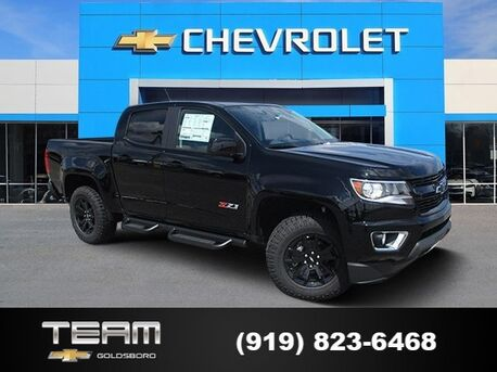 2019_Chevrolet_Colorado_Z71_ Goldsboro NC