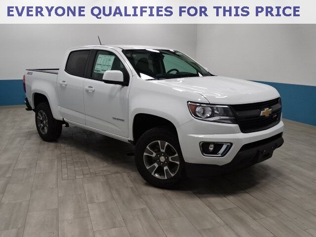 2019 Chevrolet Colorado Z71 Plymouth WI