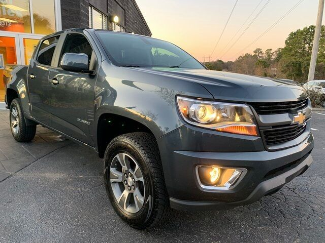 2019 Chevrolet Colorado Z71 Raleigh NC