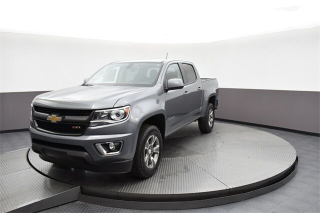 2019 Chevrolet Colorado Z71 Scottsboro AL