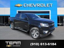2019_Chevrolet_Colorado_Z71_ Swansboro NC
