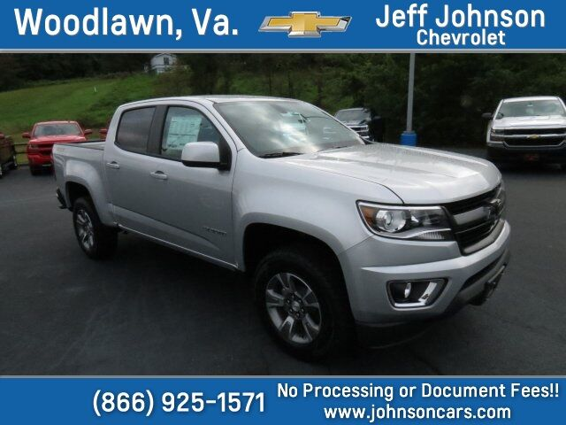 2019 Chevrolet Colorado Z71 Woodlawn VA