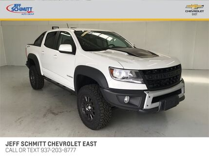 2019_Chevrolet_Colorado_ZR2_ Dayton area OH