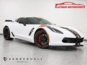 Chevrolet Corvette Grand Sport 1 Owner Only 2K Miles Auto Nav Back Up Camera Targa Smells New Loaded 2019
