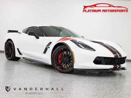 2019 Chevrolet Corvette Grand Sport 1 Owner Only 2K Miles Auto Nav Back Up Camera Targa Smells New Loaded Hickory Hills IL