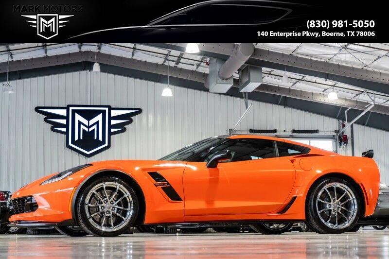 2019_Chevrolet_Corvette_Grand Sport 2LT_ Boerne TX