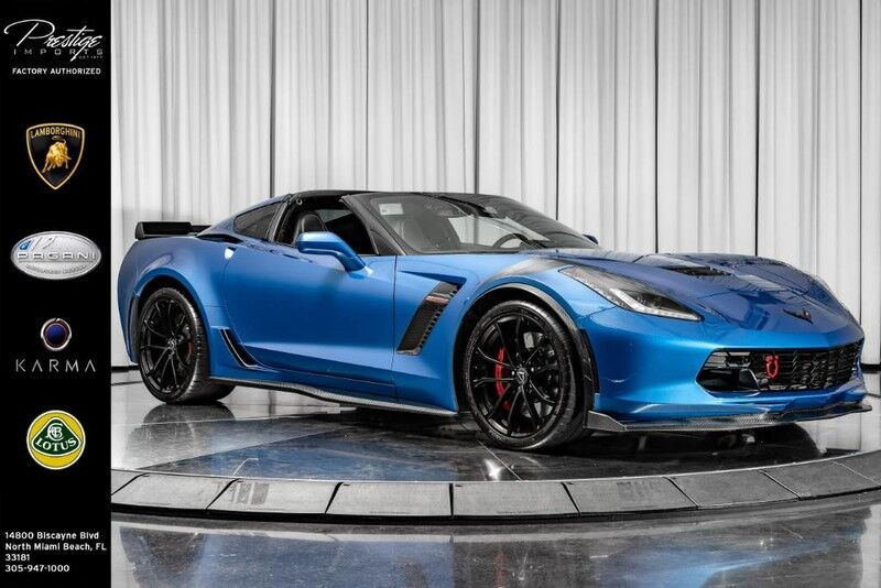 2019_Chevrolet_Corvette_Grand Sport 2LT_ North Miami Beach FL