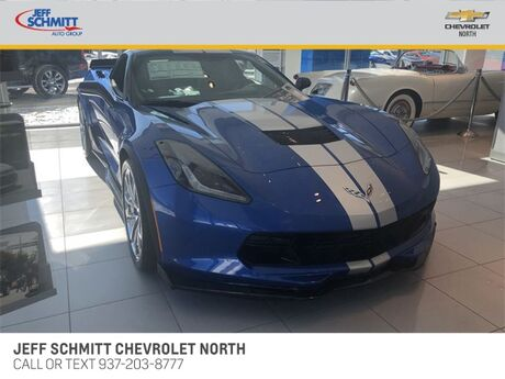 2019 Chevrolet Corvette Grand Sport Dayton area OH