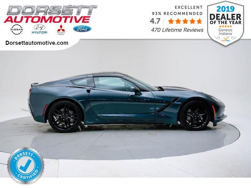 2019 Chevrolet Corvette Stingray 1LT Terre Haute IN
