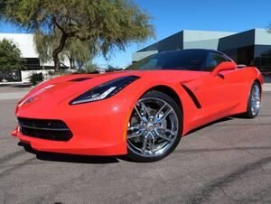 2019_Chevrolet_Corvette_Stingray 3LT Coupe_ Scottsdale AZ