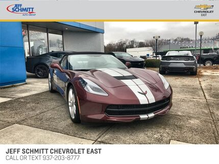 2019_Chevrolet_Corvette_Stingray_ Dayton area OH