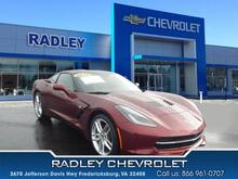 2019_Chevrolet_Corvette_Stingray_ Fredericksburg VA