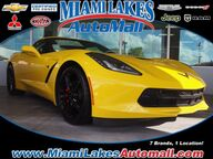 2019 Chevrolet Corvette Stingray Miami Lakes FL