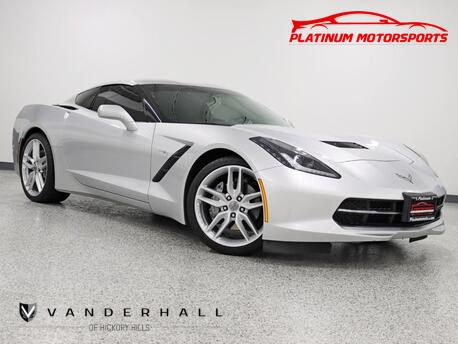 2019_Chevrolet_Corvette_Targa Leather Back Up Camera Manual Carfax Certified_ Hickory Hills IL