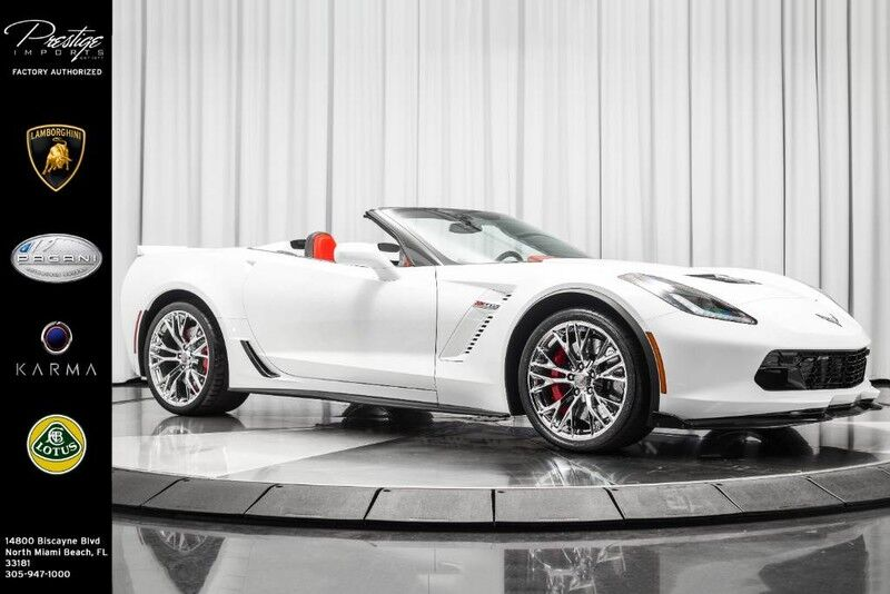 2019_Chevrolet_Corvette_Z06 2LZ_ North Miami Beach FL