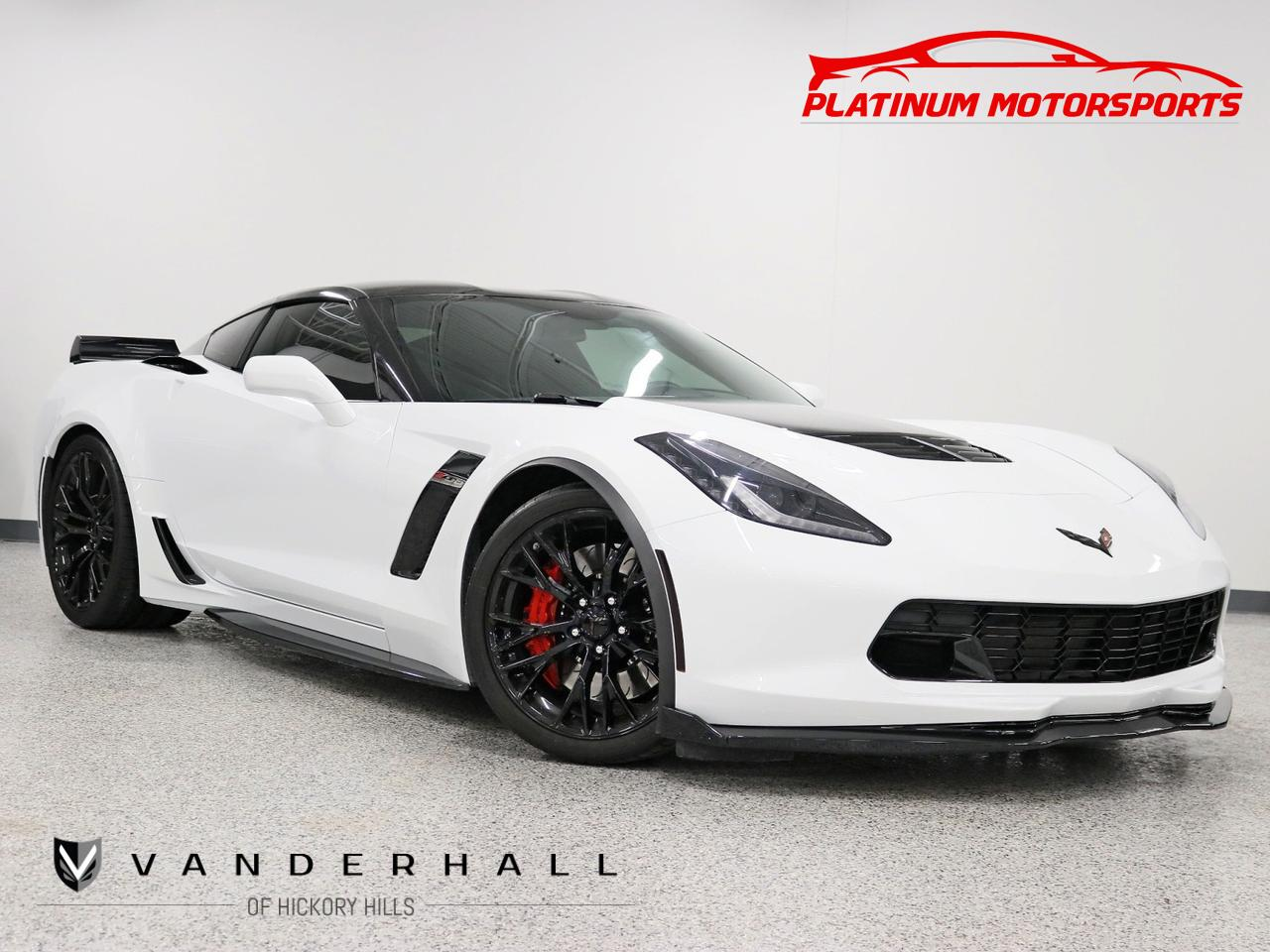 2019 Chevrolet Corvette Z06 Florida Coupe Exhaust Kooks Headers Throttle Body 2.75 Pulley Monster On The Street Hickory Hills IL