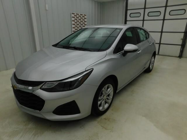 2019 Chevrolet Cruze 4dr HB LT Manhattan KS
