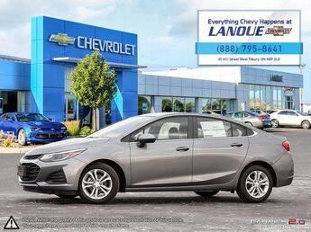 2019_Chevrolet_Cruze_LT  - Heated Seats -  Bluetooth_ Tilbury ON