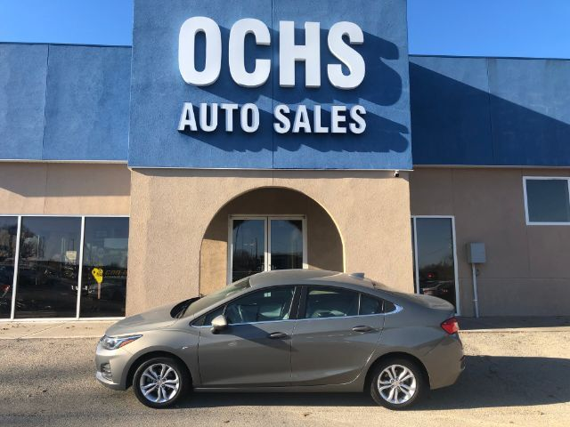2019 Chevrolet Cruze LT Auto Perryville MO