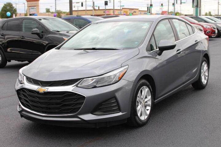 2019 Chevrolet Cruze LT Fort Wayne Auburn and Kendallville IN