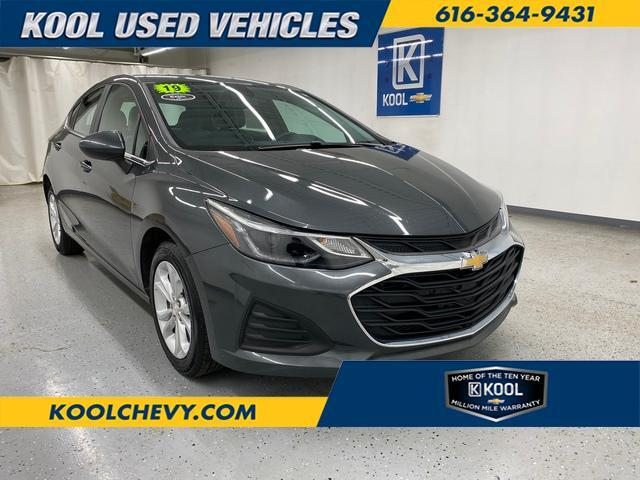 2019 Chevrolet Cruze LT Grand Rapids MI