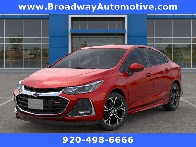 2019 Chevrolet Cruze LT Green Bay WI