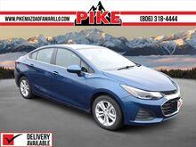 2019_Chevrolet_Cruze_LT_ Pampa TX