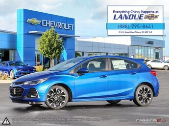 2019_Chevrolet_Cruze_Premier  - Heated Seats_ Tilbury ON