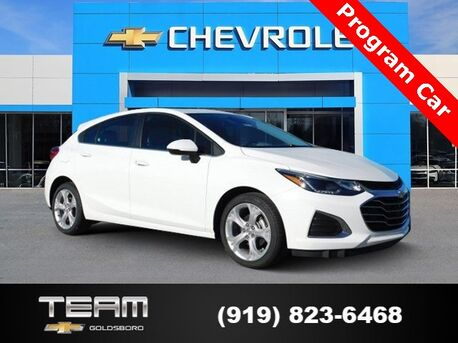 2019_Chevrolet_Cruze_Premier_ Goldsboro NC