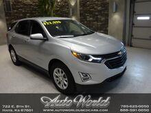 2019_Chevrolet_EQUINOX LT FWD__ Hays KS