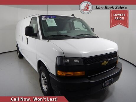 2019_Chevrolet_EXPRESS CARGO VAN__ Salt Lake City UT