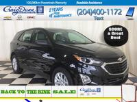 Chevrolet Equinox * LS AWD * HEATED SEAT * REMOTE START * 2019