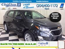 Chevrolet Equinox * LS Front Wheel Drive * HEATED SEATS * REMOTE START * 2019
