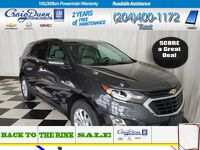 Chevrolet Equinox * LT 1.5T AWD * HEATED SEATS * REMOTE START * 2019