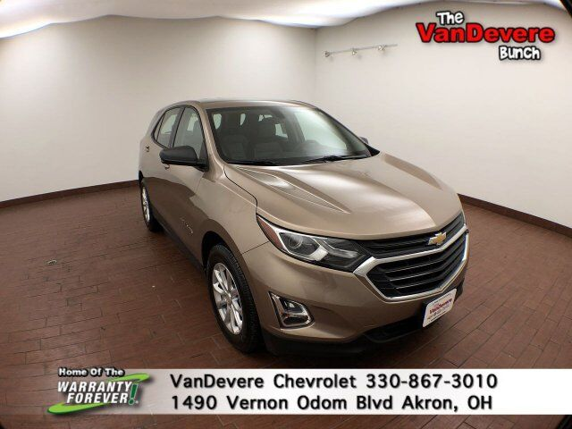 2019 Chevrolet Equinox LS Akron OH